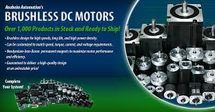 anaheim automation thousands of bldc motors in stock at low prices