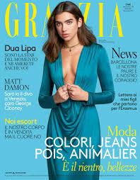 lipa grazia magazine italia august 2017 issue