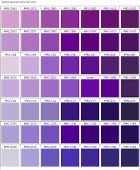Shades Of Dark Purple | shades of purple hair color chart find your perfect hair style
