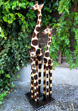 ornaments figurines wooden giraffe collectables ebay
