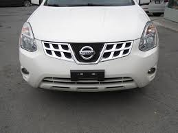white nissan 2012 2012 nissan rogue sv w sl package awd loaded bose navigation hid