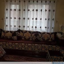 tissu canapé marocain tissu pour salon marocain a vendre 2ememain be