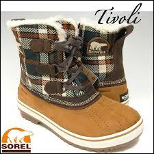 sorel s tivoli boots size 9 sorel s tivoli plaid boots mount mercy
