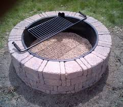 Fire Pit Grill Insert by Marvelous Exterior The Fire Pit Rings Design Ideas Grill Custom