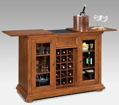 Small Bar Cabinet Furniture Small Wood Bar Cabinet With Table And Wine Storage Decofurnish