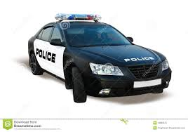police car police car isolated stock image image of government 19583575