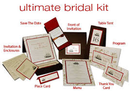 wedding invitations packages pocket wedding invitations kits cloveranddot