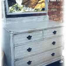 blue shabby chic dresser chippy dresser with mirror distressed
