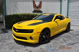 camaro transformers edition for sale 2012 camaro transformers edition