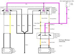 mini power window wiring diagram mini wiring diagrams collection