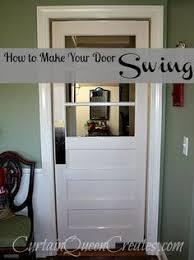 Swing Door Hinges Interior How To Make Your Door Swing Swings Doors And Swinging Doors