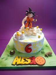 15 dragon ball images goku cake decorating
