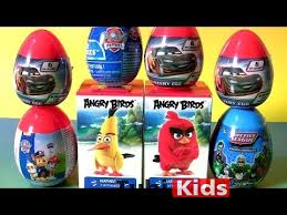 toys surprises cars 3 mashems paw patrol angry birds justice