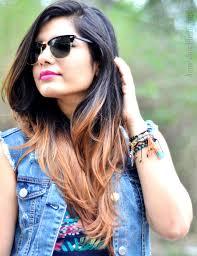 ombre hair that delhi