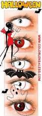 10 crazy contact lens images halloween