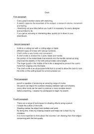 Sample Pastry Chef Cover Letter Process Essay Edmodo
