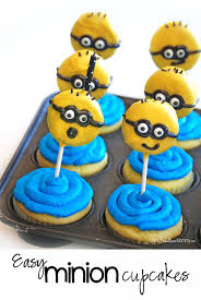 minion cupcakes minion cupcakes with oreos onecreativemommy