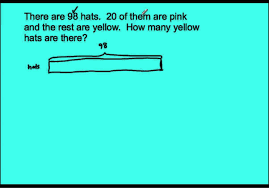 2 oa 1 word problems 2 bar model part whole youtube