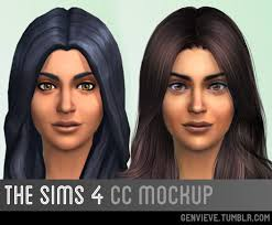 custom hair for sims 4 sims 4 custom hair up what the sims 4 could look like with