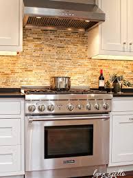 White Brick Backsplash Kitchen - awesome photos of pleasing white brick backsplash together with