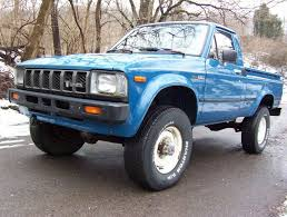1982 toyota truck for sale cars of a lifetime 1982 toyota 4 4 how the japanese do