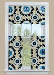 Colorful Patterned Curtains 22 Best Contemporary Kitchen Curtains Images On Pinterest
