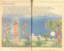 mis libros historias de la historia libros de primaria de los 80 s el conejo de la luna mi libro de