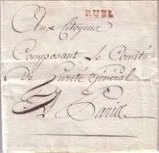 bureau de poste rueil malmaison la riche histoire postale de rueil malmaison association