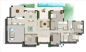 best single story floor plans clever single story house designs australia exclusive inspiration 7