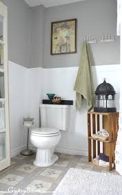 gypsy barn 148 00 bathroom makeover