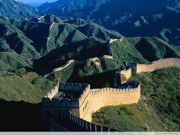 Map Of The Great Wall Of China by The Great Wall Of China U2013 China World For Travel