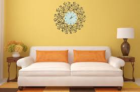 yellow livingroom impressive trendy wall room walls super affordable living room