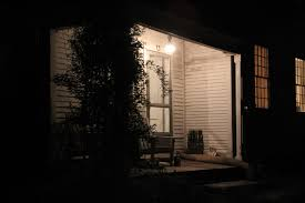 house porch at night effingham nh part two