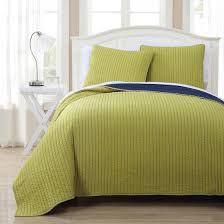Navy And Yellow Bedding Best Deals Ever Project Runway Coverlet Set