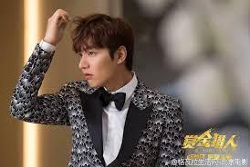 film drama korea lee min ho bounty hunters star lee min ho talk about strugg