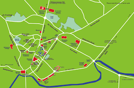 Canada College Map by Letterkenny Map Letterkenny Ireland U2022 Mappery