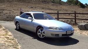 lexus sc400 wheels rick u0027s lexus sc400 japan u0027s luxurious muscle car youtube