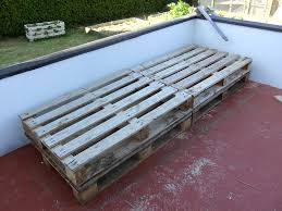 Making A Pallet Bed Pallet Project Patio Day Bed Lovely Greens Garden Living And Making