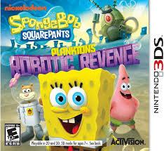 amazon com spongebob squarepants plankton u0027s robotic revenge