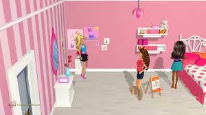 barbie dreamhouse party game walkthrough chelseas u0027s room mini game