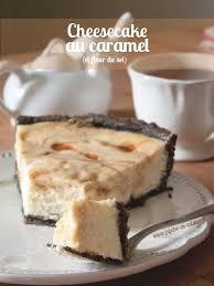 cuisine fr recette recette de cheesecake au caramel beurre salé à la fleur de sel et