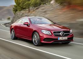 mercedes benz e class coupe review parkers