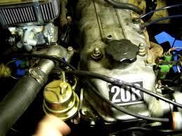 toyota 20r fuel pump part 1 youtube
