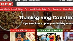 is heb open on thanksgiving 2017 store hours