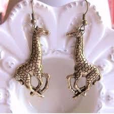 giraffe earrings giraffe earrings giraffe things