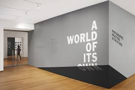 A World Of Its Own The Department Of Advertising And Graphic Design - Wall graphic designs