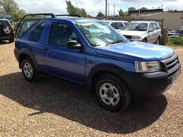 land rover freelander 2000 second hand land rover freelander 2 0 td4 s hardback 3dr full