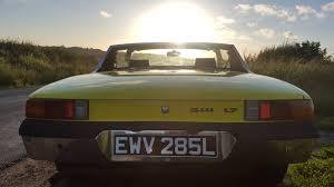 porsche 914 outlaw 1973 porsche 914 retro rides