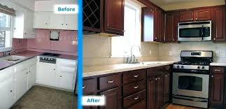 Kitchen Remodel Ideas Before And After Kitchen Remodel Before And After Size Of Kitchen Paint