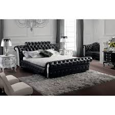 Black Tufted Bed Frame Build King Tufted Bed Frame Use Mattresses On Pertaining To